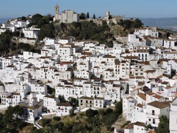 Ruta de los pueblos blancos de Malaga Vip (7personas máximo)