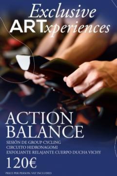 ACTION BALANCE (MINIMO 2 PAX)