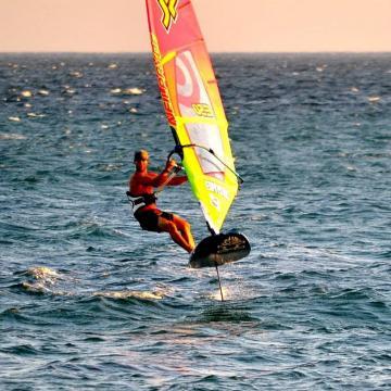 HIKING + YOGA + SURF OR PADDLE SURF OR WINDSURF